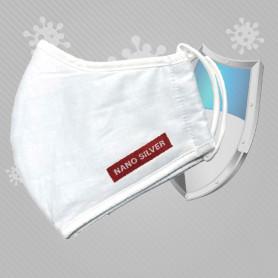 Masque Nano textile Lavable Covid-19 KIT