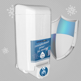 Distributeur de solution hydroalcoolique